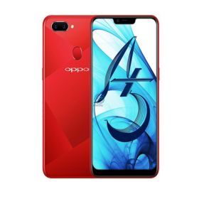oppo a5 smartphone red