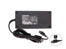 Toshiba 19V 9.5A 180W ROUND 4 PIN ac adapter